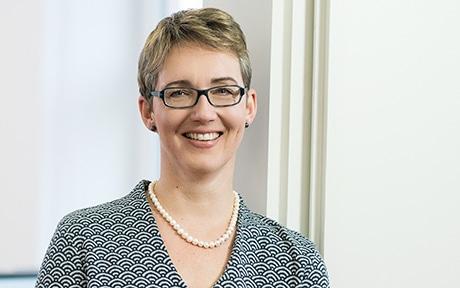 Geschäftsführerin Julia Holzinger