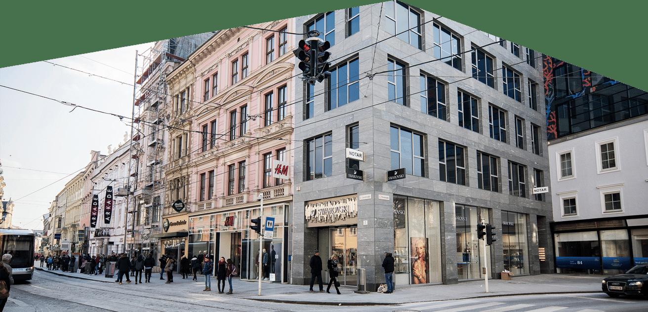 Büro Landstraße Linz